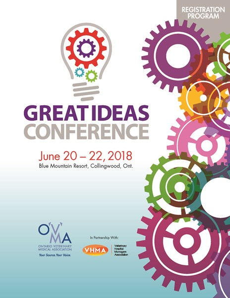 Great Ideas Conference   Continuing Education | Ontario Veterinary
