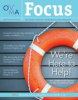 OVMA Focus Magazine Sept-Oct